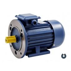 Электродвигатель АИР 71B2 IM2081(двигатель на лапах с подшипниковыми щитами и фланцем на одном подшипниковом щите) (1,1 кВт/3000 об/мин) UNIPUMP 70535