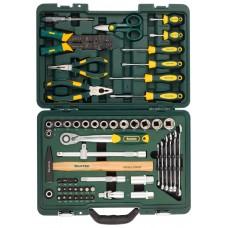 Набор  Industrie 59 универсальный набор инструмента 59 предм. Kraftool 27977-H59
