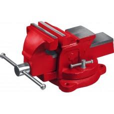 Тиски , 100 мм, слесарные тиски MIRAX 32471-10