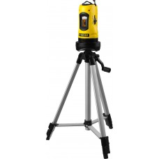 Нивелир лазерный  SLL-1  10м, точн. +/-0,5 мм/м,  штатив, кейс Stayer 34960-H2