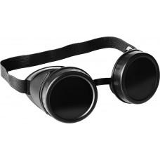 Очки  газосварщика, пластиковый корпус, минеральное стекло СИБИН 1106