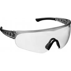Очки  HERCULES Прозрачные, очки защитные открытого типа, мягкие двухкомпонентные дужки. Stayer 2-110431_z01