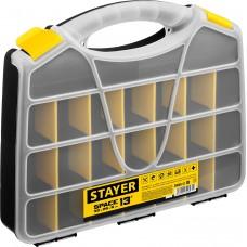 Органайзер SPACE-13 пластиковый, Stayer 38038-13_z01