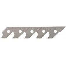 Лезвие  перовое для CMP-1, 5х24,5х0,5мм, 15шт OLFA OL-COB-1