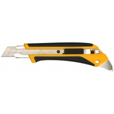 Нож двухкомпонентный корпус, 18мм OLFA OL-L5-AL