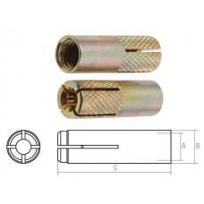 Анкер забиваемый М6х8х25 мм STARFIX SMP-44201-1