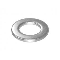Шайба М10 плоская, цинк, DIN 125 (20 кг) STARFIX SM-75324-20