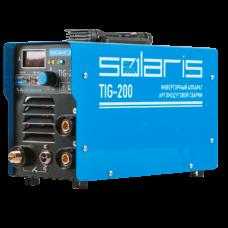 Аппарат Инверторный аппарат нодуговой сварки SOLARIS  + AK (TIG-MMA) Арго TIG-200