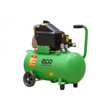 Компрессор ECO AE-501-4 (260 л/мин, 8 атм, масляный, ресив, 50 л, 220 В, 1.8 кВт) ECO AE-501-4