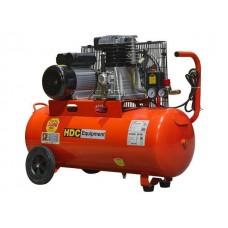 Компрессор HDC HD-A071 (396 л/мин, 10 атм, ременной, масляный, ресив. 100 л, 220 В, 2.20 кВт) HDC HD-A071