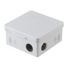 Коробка распаячная ОП 100х100х50мм, 8 мембр. вх. IP54 ЮПИТЕР JP7113-15