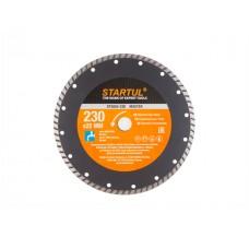 Диск алмазный 230*22,2мм универс. сегмент. MASTER STARTUL ST5051-230