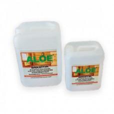 Биосептик Антисептик для дерева для наружных работ 5,0л ALOE 200-500 мл/м2 (от плесени,грибков,жуков караедов)ALOE