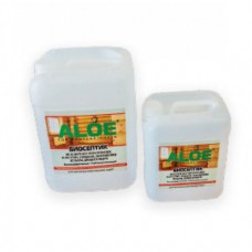 Биосептик  Антисептик для дерева для наружных работ 10л ALOE 200-500 мл/м2 (от плесени,грибков,жуков караедов) ALOE