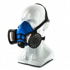 Полумаска изолирующая -300/400 со сменными комбинированными фильтрами А1Р1// Р Исток 892437