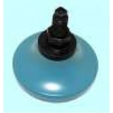 Виброопора регулируемая 1,3т d160 (165)мм М16 (S78-8)
