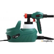 Краскопульт  flex PRZ600 650Вт 0-800мл/мин 800мл бак, вязкость до 100 DIN Hammer 215276