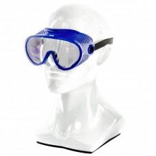 Очки защитные закрытого типа с прямой вентиляцией, поликарбонат Р// Сибртех 89161