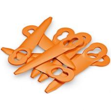 Комплект - Ножи (8 штук) STIHL 4008-007-1000
