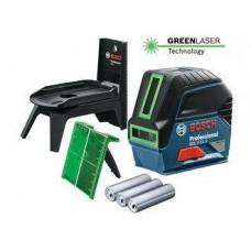 Уровень  лазерный комбинированный GCL 2-15G + RM1 + BM3 BOSCH 0601066J00