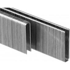 25 мм скобы для степлера тонкие, широкие тип 55, 2500 шт Зубр 31855-25