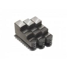 Кулачки прямые 250мм K11 цельные, каленые  ce00003 (компл)