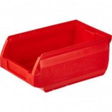 Ящик 170х105х75 РР красный Sanremo 5001