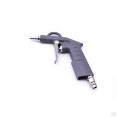 Пистолет  AD-01 продувочный с коротким носиком, металлический Pegas 5106