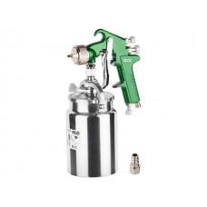 Краскопульт  SG-5000 (HVLP, сопло ф 1.7 мм, нижн. бак 1000 мл) ECO SG-5000H17D