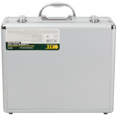 Ящик для инструмента алюминиевый (34 x 28 x 12 см) FIT 65610