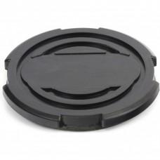Опора Резиновая опора для подкатного домкрата универсальная, D=100 mm, d=90, H=12 mm// Matrix 50912