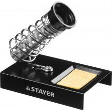 Подставка MAXTerm,  , для паяльников, штампованная Stayer 55318