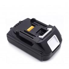 Аккумулятор Li-ion 18 V 1,5 AH  Makita (DDF453  ) совместим с LXT (18В)  P.I.T PIT Mak18-1.5-Li