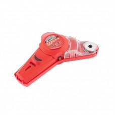 Уровень Лазерный  с приспособлением для сверления и пылесборником// Matrix 35040