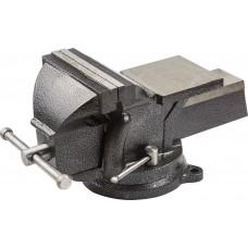 Тиски STAYER 150 мм, слесарные чугунные 3254-150