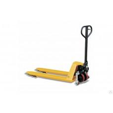 Тележка гидравлическая  г/п 2000 кг 550 *1150 DB (полиуретановые колеса) TOR 1005943