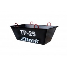 Тара для раствора  ТР-0,25 (2мм) Zitrek 021-1992