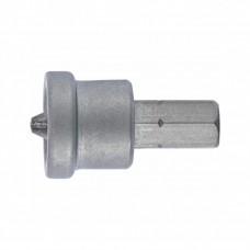 Бита PH2x25 мм с ограничителем для ГКЛ, 2 шт., (цена за упак)CrMo// Сибртех 11460