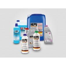 Антифриз HEPU Coolant G-11 синий концентрат 1,5л Р999