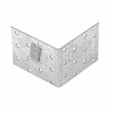 Уголок Крепежный уголок равносторонний, KUR 80x80x60 мм, 0,93// Сибртех 46425
