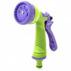 Пистолет -распылитель, 8-режимный, эргономичная рукоятка// Palisad 65150