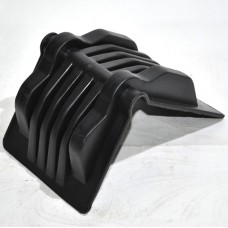 Уголок для защиты стяжного ремня черный УКР