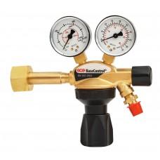 Регулятор (редуктор)для углекислоты и аргона REG BASEC DIN AR 200/3 GCE KRASS 0870459