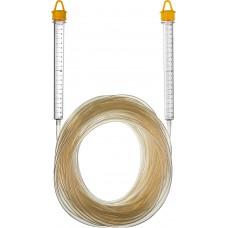 Гидроуровень с усиленной измерительной колбой большого размера, d 8мм, 25м, STAYER
