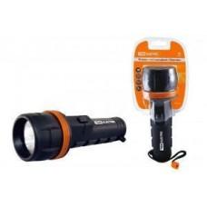 Фонарь  фонарь ручной Пластик (2xR20) 7св/д 21lm/W,черный/пластик, влагозащ, ремень SQ0350-0015 TDM 477051