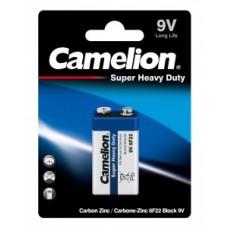 Элемент питания  SUPER BLUE 6F22  BL1 Camelion 228678