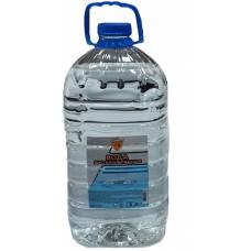 Вода дистиллированная , 5л ПЭТ бутылка ELTRANS 685447