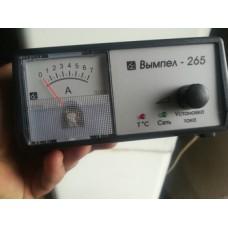 Устройство зарядное Вымпел-265 автомат, 0-7А, 12В, стрелочный амперметр 7895