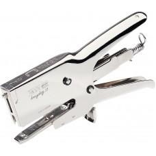 Степлер (плайер)  HD31 для сшивания листовых материалов, стальной хромированный корпус (тип скобы 73) Rapid 10540310