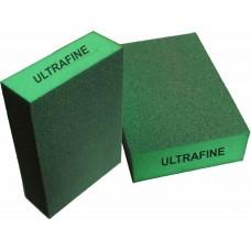Блок абразивный 4-х сторонний 98x69x26мм Р180 ULTRAFINE HOLEX HAS-99795